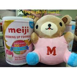 Mẫu mới  - ( tặng quà)Sữa meiji nhập khẩu 9