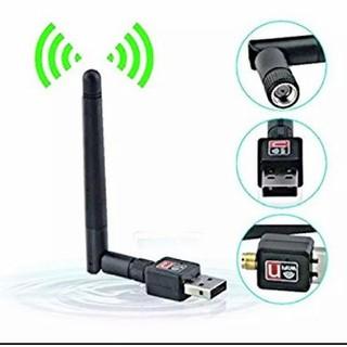 USB THU PHA T WIFI CHO PC MA Y TI NH BA N LAPTOP BI HƯ CARD WIFI USB MA NG KHÔNG DÂY LOA I TÔ T - 652 thumbnail