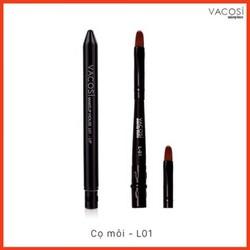 LP02-Cọ đẩy trang điểm môi Vacosi Pro Retractable Lip[ Chính hàng có sẵn]