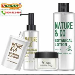V-Hadakin bộ mỹ phẩm chăm sóc da mặt