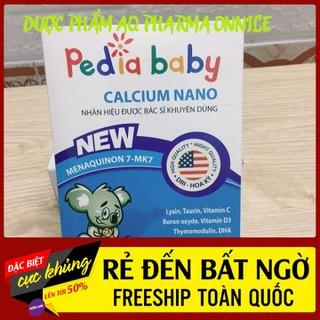SIRO PEDI.A BAB.Y CALCIUM NANO HỖ TRỢ CHIỀU CAO Ở TRẺ NHỎ - CANCI02 thumbnail