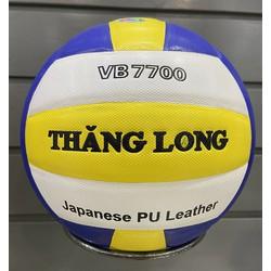 Bóng Chuyền Thăng Long  7700 Tặng Kim Bơm+Túi Lưới Giá Cực Sốc!!!