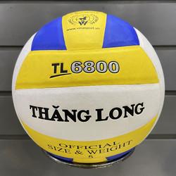 Bóng Chuyền Thăng Long 6800 Tặng Kim Bơm Bóng Tiêu Chuẩn Giá Rẻ!!!