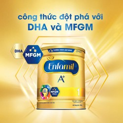 Sữa bột Enfa A+ số 1 400g, DATE MỚI 2023