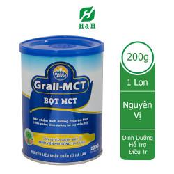 Bột Grall MCT – Bổ sung năng lượng, tăng cường thể chất cho trẻ em và cả người lớn - 200g