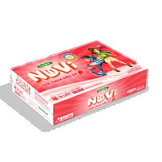[BÉ KHỎE BÉ ĐẸP] Thùng 48 hộp Nuvi Sữa chua uống Dâu 180ml - Thương Hiệu NUTIFOOD - YOOSOO KIDS - MB_THUNG_SUACHUADAU180_01 thumbnail
