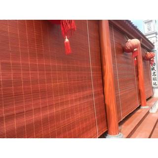 Mành rèm tre trúc che chắn nắng mưa, bảo vệ ngôi nhà và tăng tính thẩm mỹMành rèm tre trúc che chắn nắng mưa, bảo vệ ngôi nhà và tăng tính thẩm mỹ - mr22 thumbnail