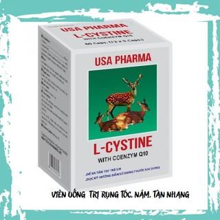 Viên uống t.rị rụ.ng tóc ná.m t.àn nh.ang L- CYSTINE - L-cystine HỘP 60 VIÊN - 2994_45025337 thumbnail