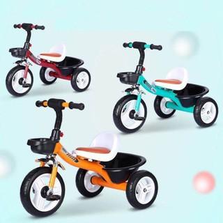 Xe đạp 3 bánh yên da cho bé yêuuuu - 788_45053510 thumbnail