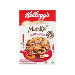Ngũ cốc trộn trái cây khô Kellogg's Mueslix Orchard Beauty hộp 375g - HSD 13/10/2021