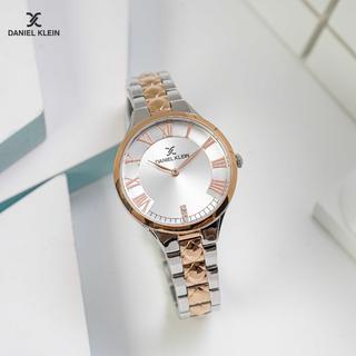 Đồng hồ thời trang Nữ - Chính hãng Daniel Klein - DK.1.12558 - Phân phối độc quyền Galle Watch - DK.1.12558 thumbnail