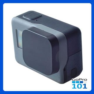 Nắp Che Bảo Vệ Ống Kính GoPro 5 6 7 Nhựa cứng - Nhựa dẻo - GoPro101 - GP54 thumbnail