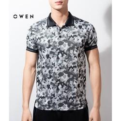 OWEN - Áo polo ngắn tay Owen - Áo thun có cổ Owen 22528
