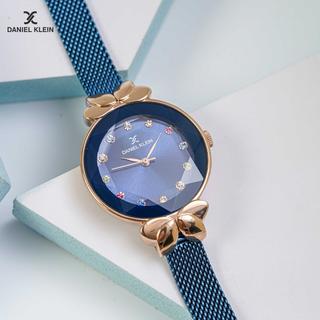Đồng hồ thời trang Nữ - Chính hãng Daniel Klein - DK.1.12554 - Phân phối độc quyền Galle Watch - DK.1.12554 thumbnail