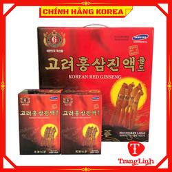 Nước hồng sâm Kanghwa hàn quốc, hộp 30 gói - Tăng đề kháng, giảm stress, phòng ung thư, tranglinh