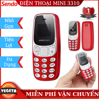 Điện thoại mini 2 SIM 3310 Độc Đáo - Điện thoại mini 3310 2 sim thumbnail