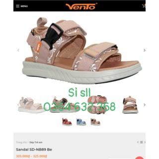 Sandal Vento nữ chính hãng bền đẹp NB89 - NB89 thumbnail
