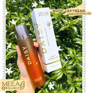 Tẩy Trang Daisy Makeup Remover Meea Organic Chiết Xuất Hoa Cúc 150ml - nar_daisy thumbnail