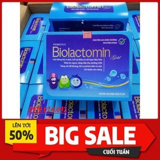 Cốm ăn ngon cho bé Biolactomin- Giúp ăn ngon miệng, tăng sức đề kháng, phát triển trí não và cân nặng - Hộp 20 gói - 1556_45033670 thumbnail
