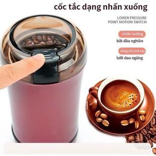 Máy xay hạt cà phê, đậu, ngũ cốc siêu tốc M150 - 0876 thumbnail