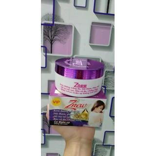 kem dưỡng trắng da, mờ thâm, phục hồi, hỗ trợ tái tạo, bảo vệ da, chống nắng Znew 260g - kdttznew thumbnail
