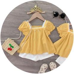 Set áo quần thời trang bé gái ( 10-22kg)