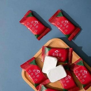 set 40 viên khăn nén rửa mặt hình viên kẹo Hàn Quốc - kshg254nb244 thumbnail