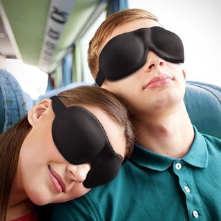 Bịt mắt ngủ 3D- Cao cấp - miếng che mắt khi ngủ - Mieng bit mat 3D khi ngu thumbnail