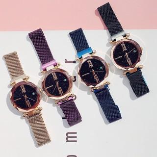 Đồng hồ nữ - khoá từ nam châm - xả kho giá cực sốc- - 2912213717 thumbnail
