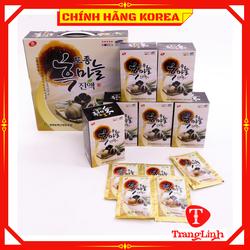 Nước tỏi đen hàn quốc Kanghwa chính hãng, hộp 30 gói - Tăng đề kháng, chống lão hóa, phòng ung thư, tranglinh