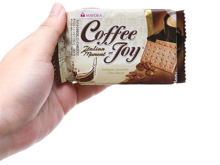 Hình ảnh COMBO 2 HỘP BÁNH JOY COFFEE 90G (HSD: 01/2022)