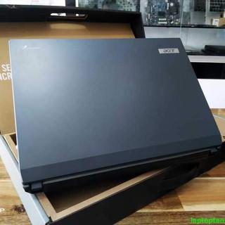 Laptop Acer TravelMate i3 2.4Ghz 4G 320G 14in wecam mic HDMi học online laptop văn phòng giải trí game - Laptop Acer TravelMate i3 2.4Ghz 4G 320G 14in thumbnail