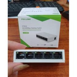 Hub switch Chia Mạng 5 Cổng Pix-Link LV-SW05