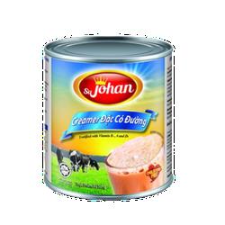Sữa đặc có đường Johan - 390g/lon - Date 29/1/2022