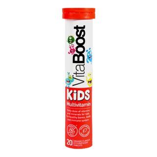 Viên sủi vitamin tăng đề kháng cho bé Vitaboost 20 viên - Nội địa Anh - PVN1967 thumbnail