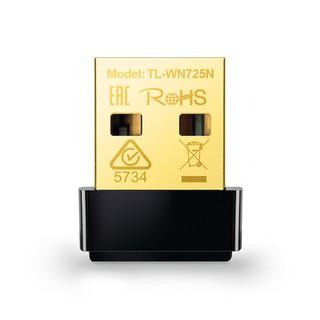 USB Thu WIFI TL-WN725N (Đen) - Hàng Chính Hãng - WN725 - usbthuwifi thumbnail