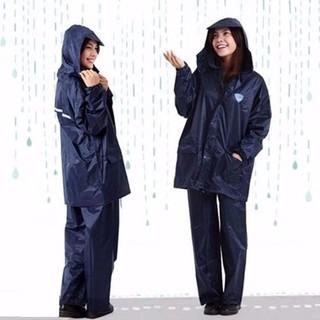 áo mưa bộ vải dù cao cấp - ÁO MƯA BỘ thumbnail