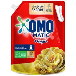 Túi Nước Giặt OMO Matic Hương Tinh dầu thơm 3.7kg