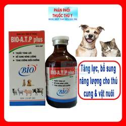 Bio ATP Plus 50ml - Tăng lực, bổ sung năng lượng, tăng cường biến dưỡng - Giá Sỉ