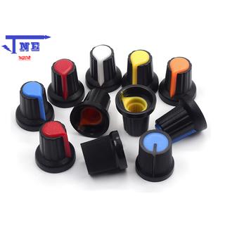 Núm nhựa chỉnh volume 15X17mm - NCVL thumbnail