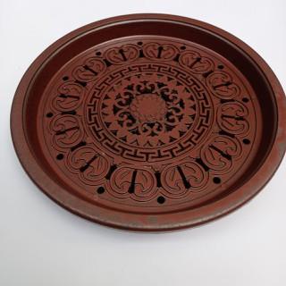 [Được kiểm trả hàng] Khay trà giả gỗ hàng đẹp - 3005_45211001 thumbnail