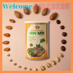 Ngũ Cốc Lợi Sữa - Mẫu mới 29 loại Hạt, Bột Ngũ Cốc Min Min 2 hộp