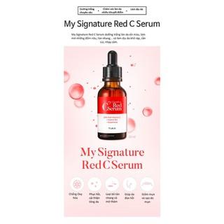 serum trắng sáng da mụn mờ thâm nám - serum red thumbnail