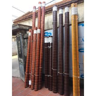 Mành rèm tre trúc sản xuất kích thước số lượng màu sắc theo yêu cầu - 4324_45266331 thumbnail