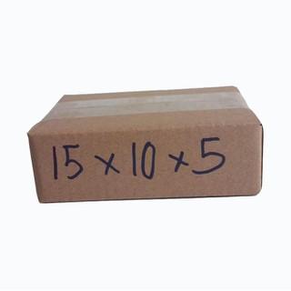 Thùng Carton 3 lớp sóng b - Thùng Carton 3 lớp sóng b 15x15x5cm thumbnail