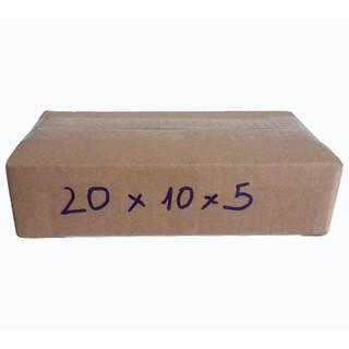hộp giấy đựng hàng hóa - hộp giấy đựng hàng hóa 20x10x5cm thumbnail