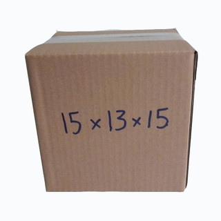 hộp carton đóng hàng - hộp carton đóng hàng 15x13x15cm thumbnail