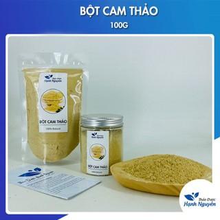 Bột Cam Thảo 100g - Licorice Powder
