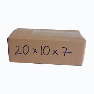 hộp thùng carton - hộp thùng carton 20x10x7cm thumbnail