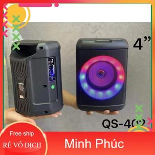 Loa Bluetooth KIMISO QS-402-Hàng Chính Hãng Giá Siêu Rẻ - QS-402 thumbnail